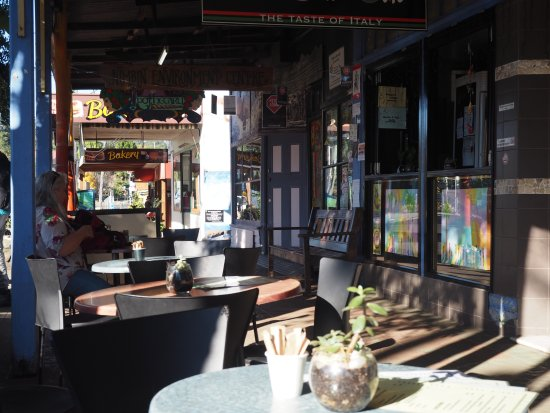Ciao Belli Cafe Nimbin