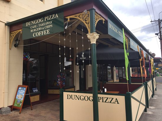 Dungog Pizza - Pubs and Clubs