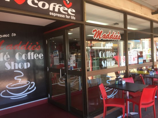 Maddie's Cafe Coffee Shop - Pubs and Clubs