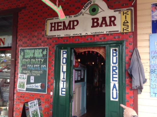 Nimbin Hemp Bar