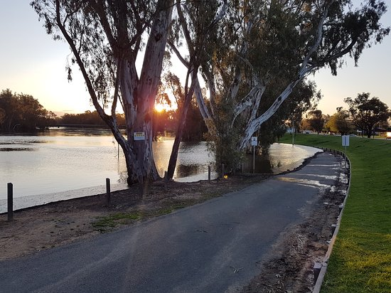 The Foreshore Tocumwal