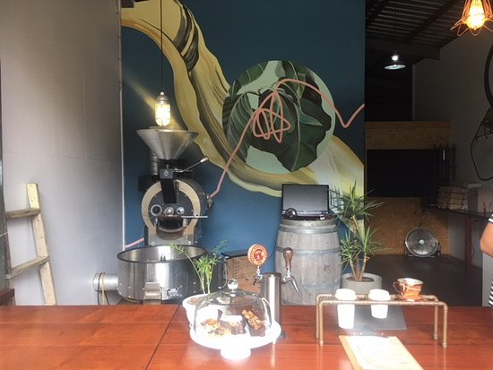 Moonshine Coffee Roasters - Pubs and Clubs