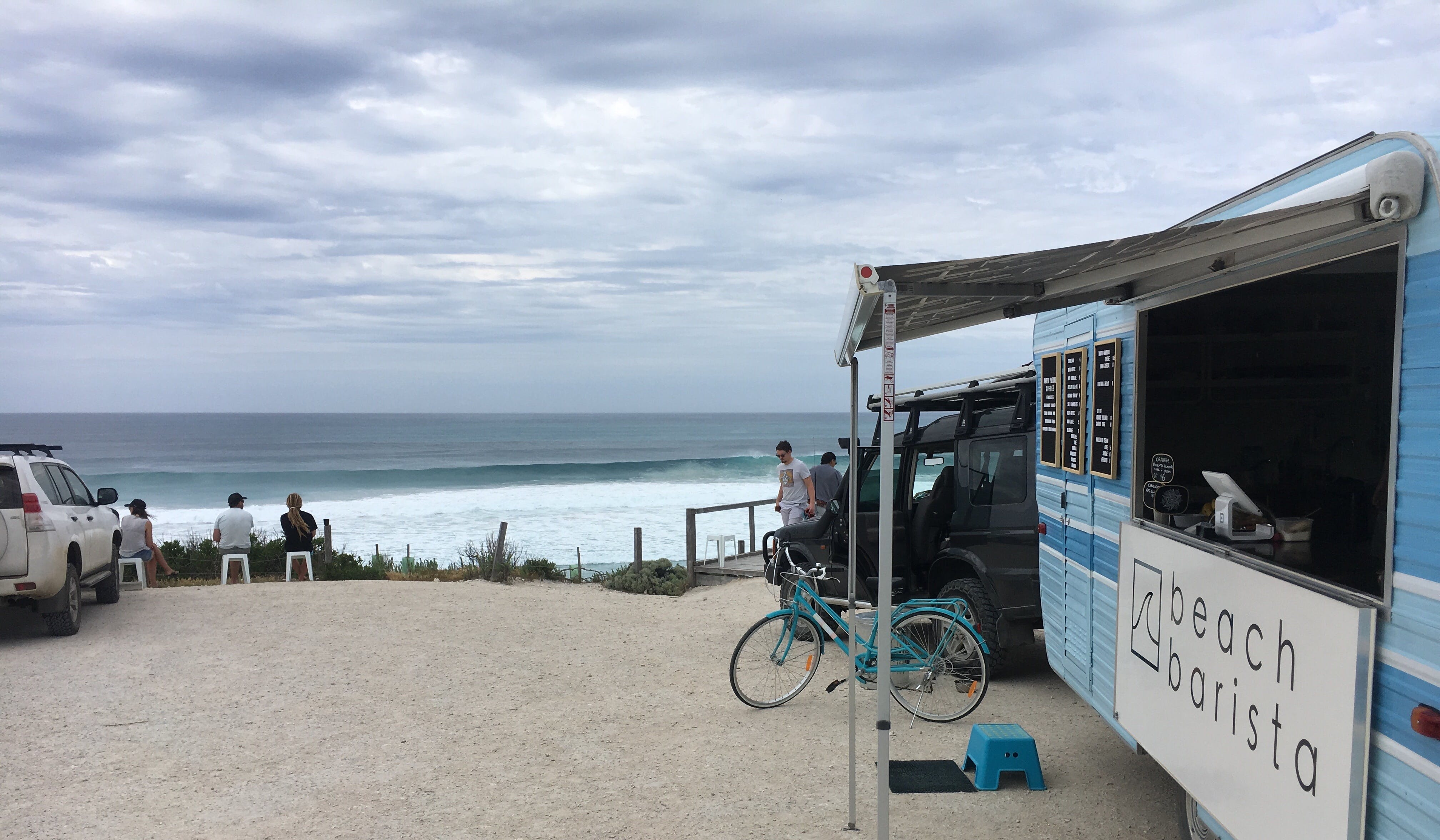 Beach Barista - Pubs and Clubs