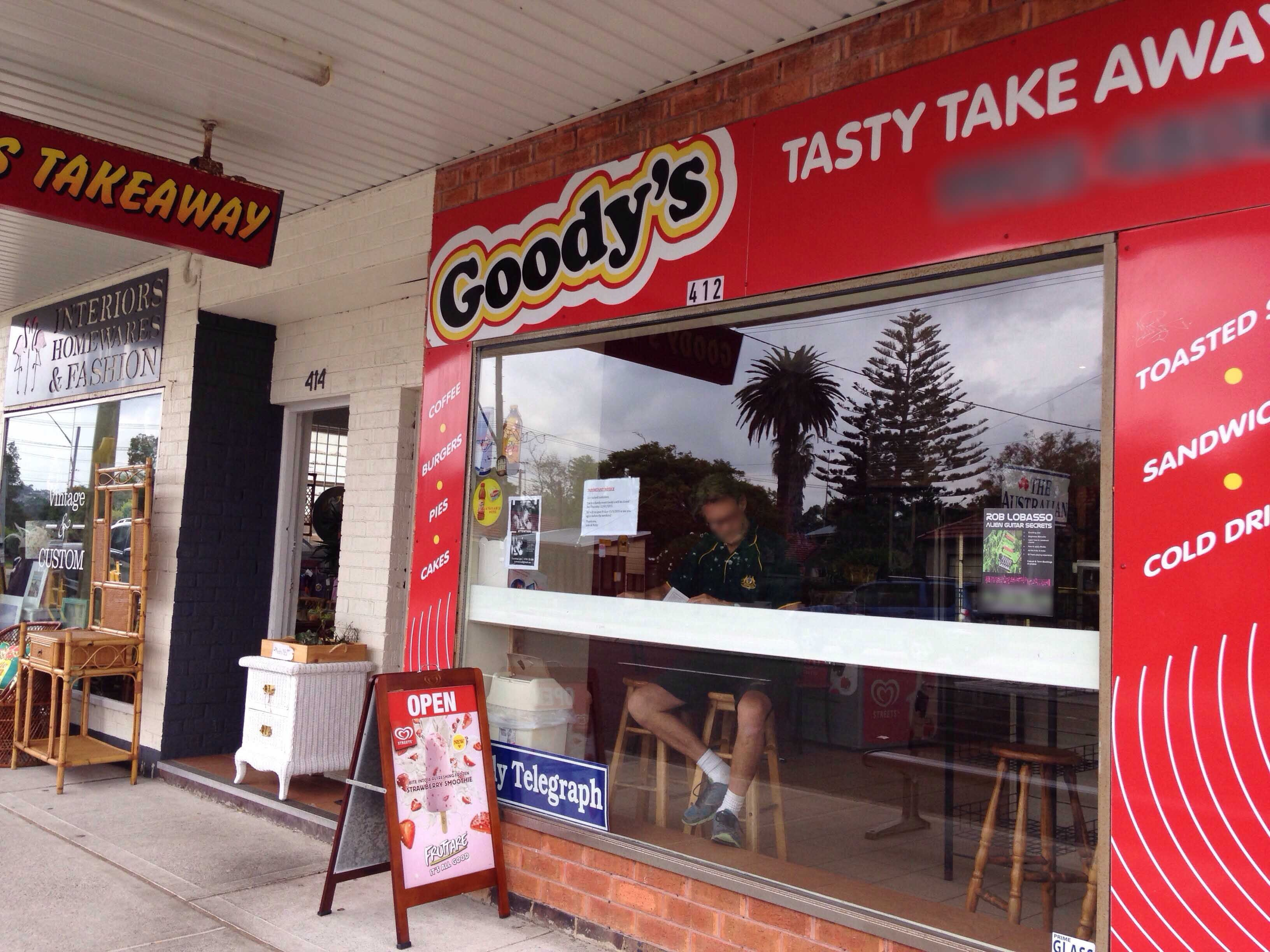 Goody's Take Away - Pubs and Clubs
