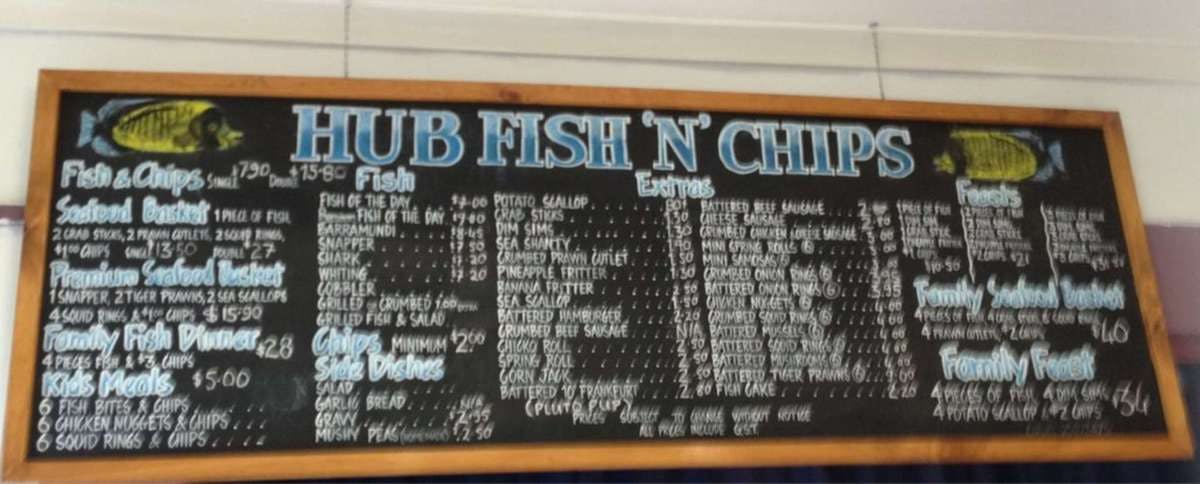 Kwinana Fish and Chips - Pubs and Clubs