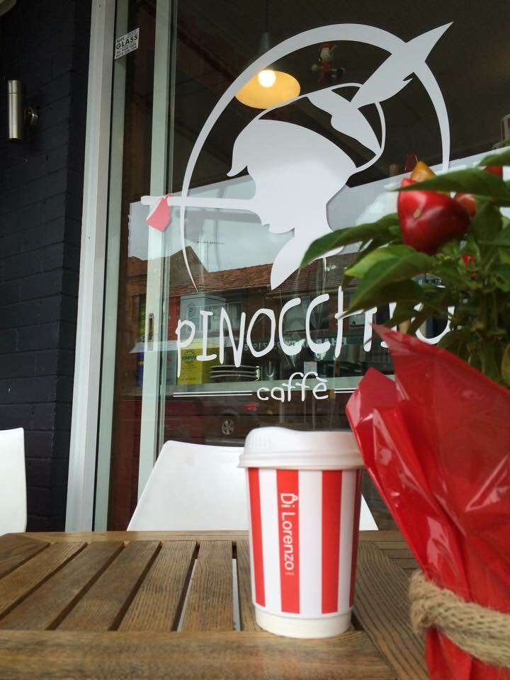 Pinocchio Caffe - Pubs and Clubs