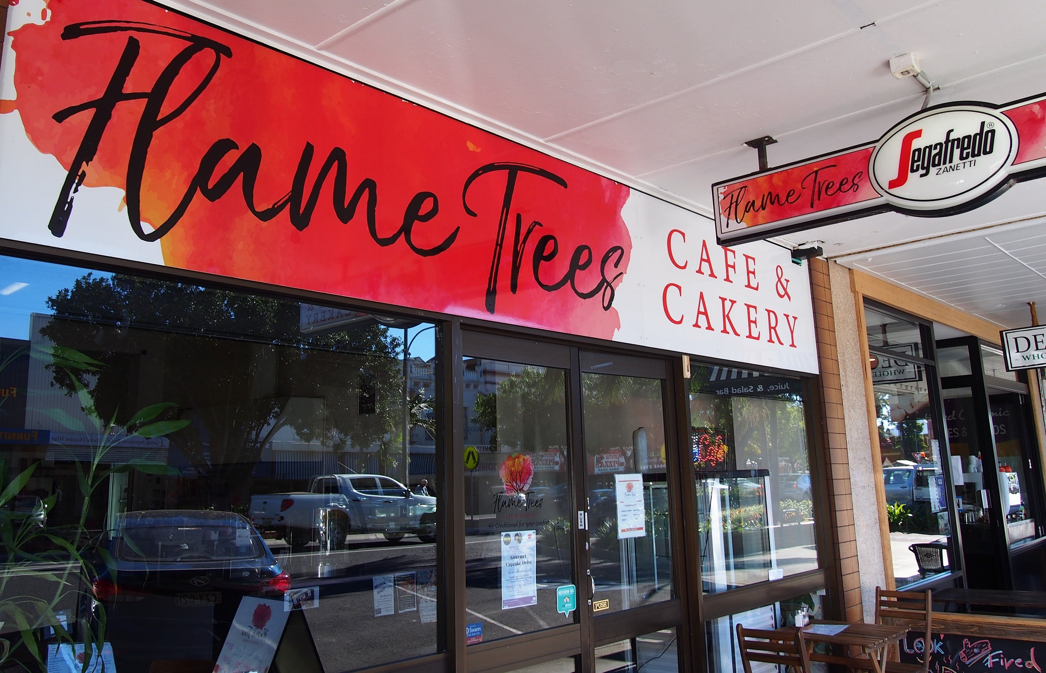 Flame Trees Cafe and Cakery - Pubs and Clubs