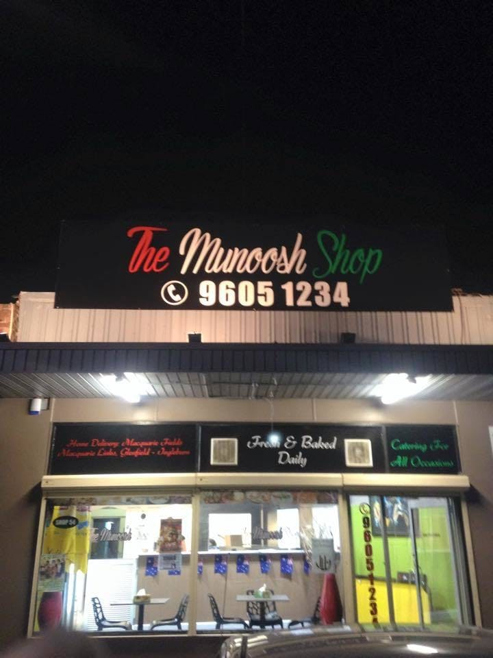The Munoosh Shop - Pubs and Clubs