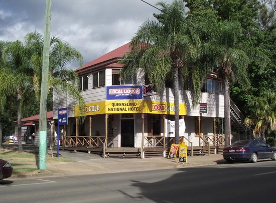 Queensland National Hotel - Pubs and Clubs