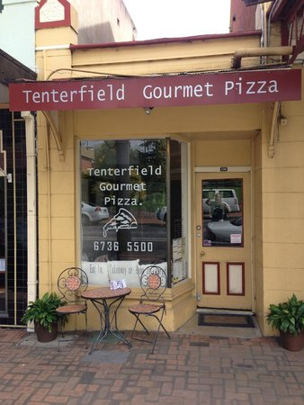 Tenterfield Gourmet Pizza
