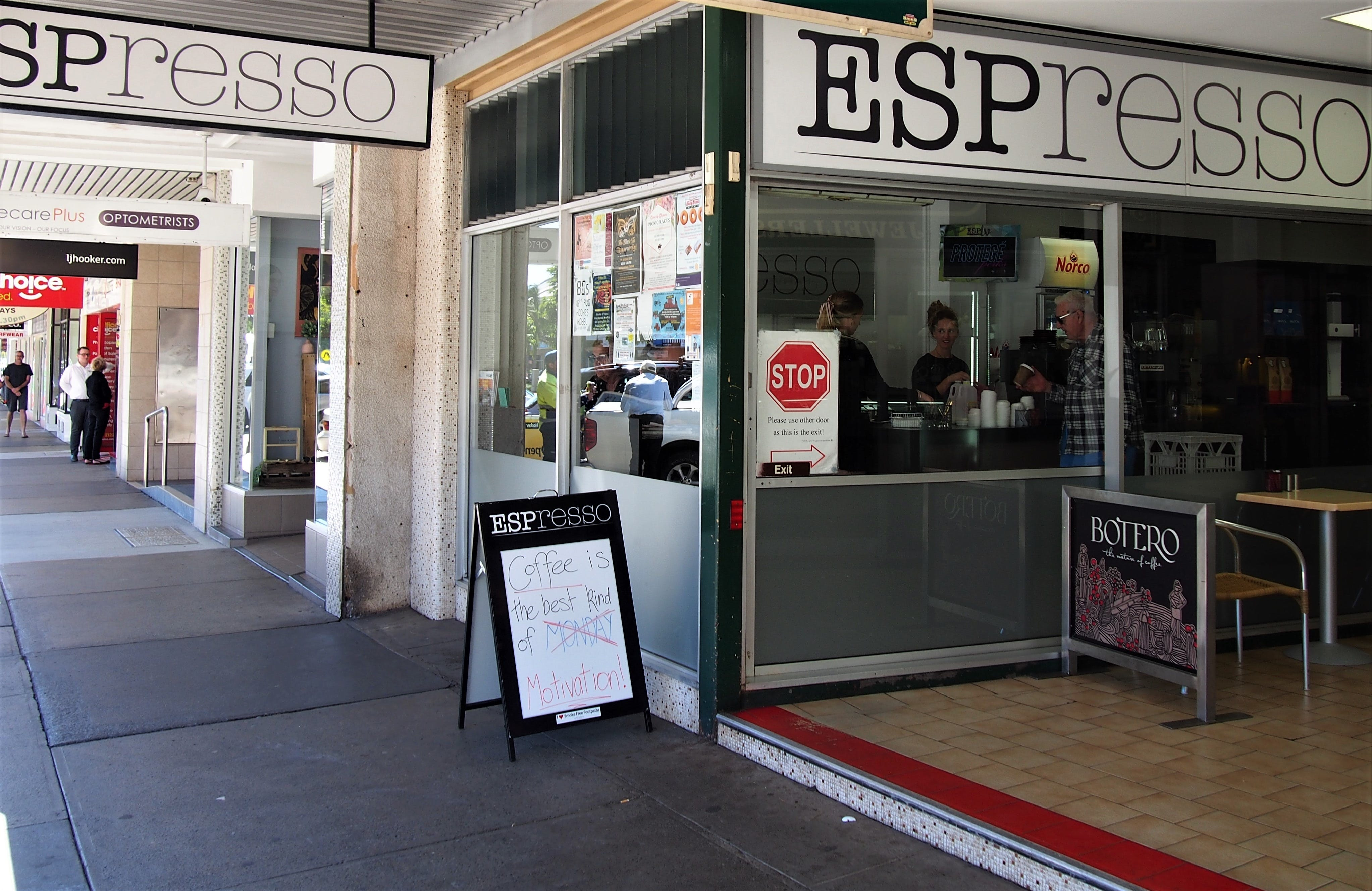 ESPresso Cafe - Pubs and Clubs