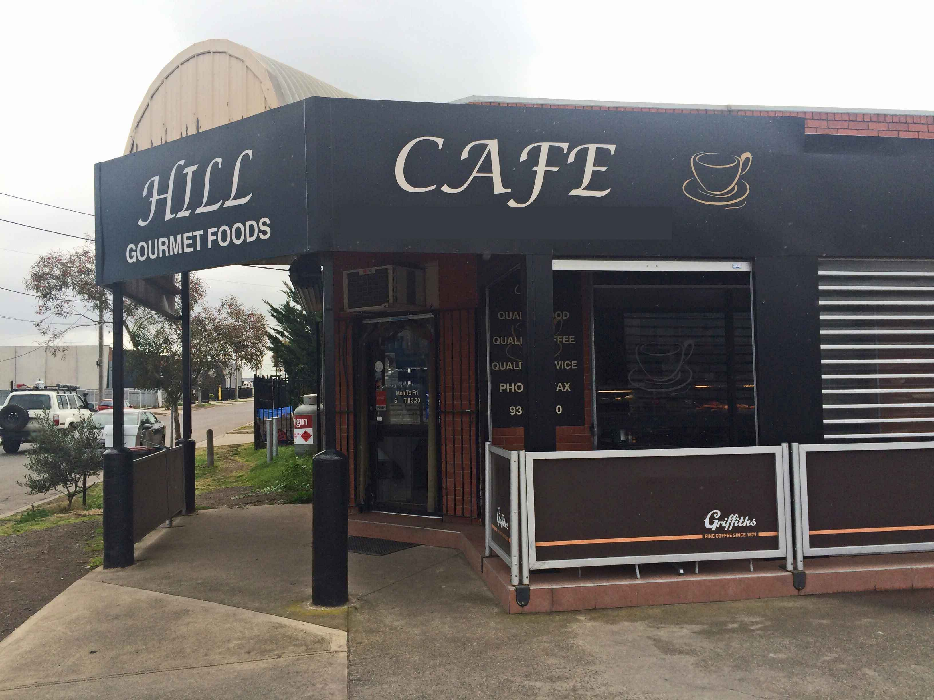 Whitehill Cafe - Pubs and Clubs