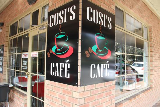 Cosis Cafe - Pubs and Clubs