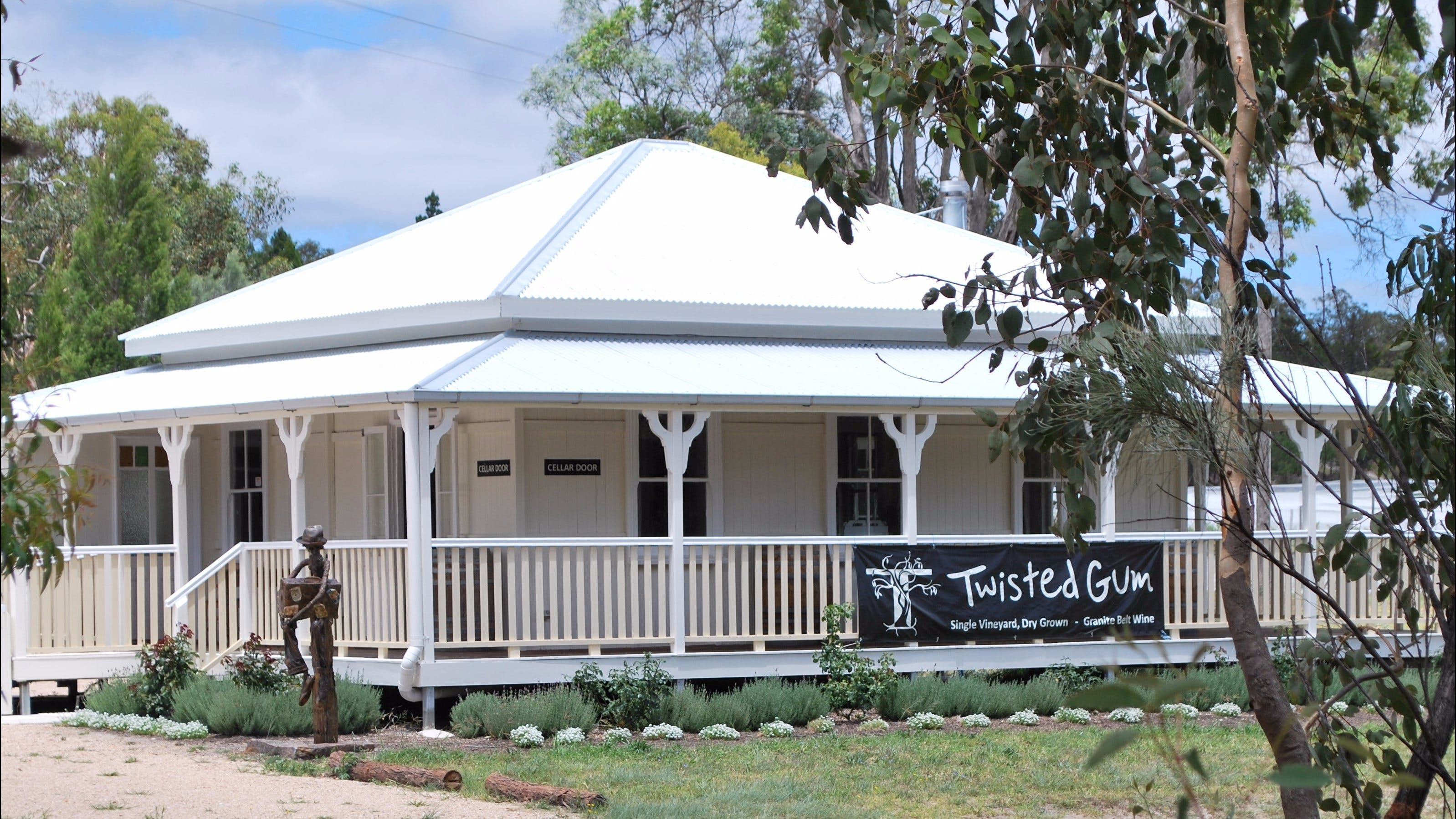 Twisted Gum Wines - Pubs and Clubs