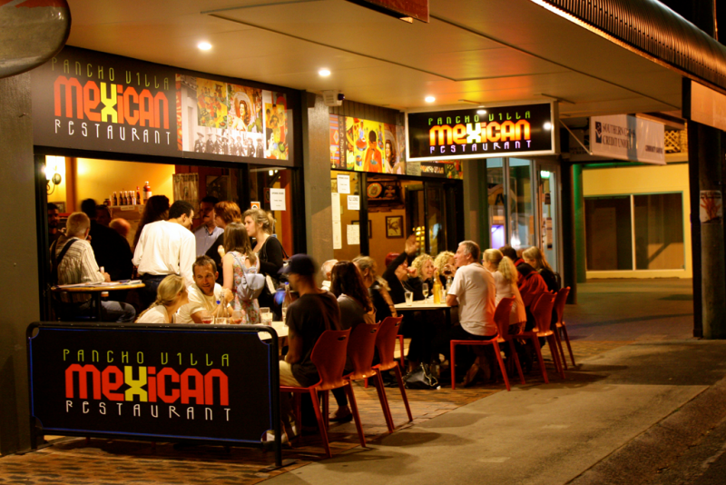 Pancho Villa Mexican Restaurant - Pubs and Clubs