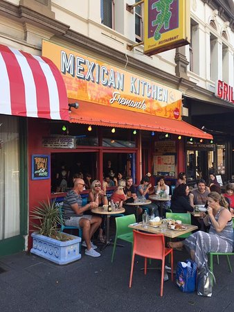 Mexican Kitchen - Pubs and Clubs