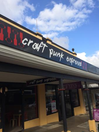 Craft Punk Espresso - Pubs and Clubs