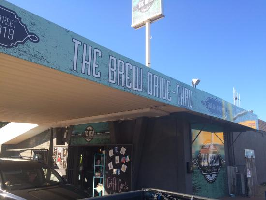 The Brew Drive Thru - Pubs and Clubs