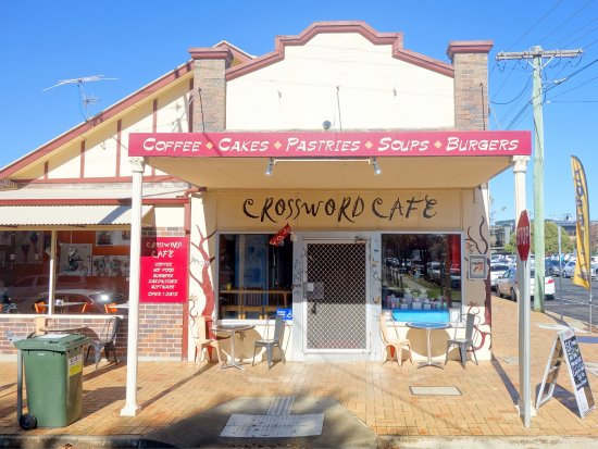 Crossword Cafe - Pubs and Clubs