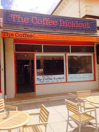 The Coffee Incident - Pubs and Clubs