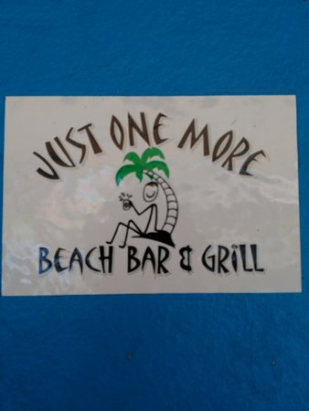 Just One More Beach Bar  Grill - Pubs and Clubs