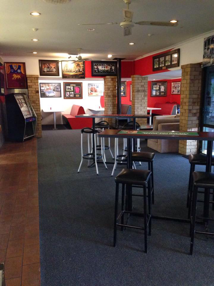 The Back Page Sports Bar  Grill - Pubs and Clubs