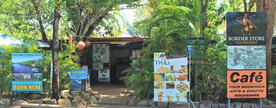Border Store in Kakadu - Pubs and Clubs