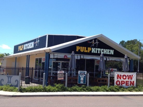 Pulp Kitchen - Pubs and Clubs