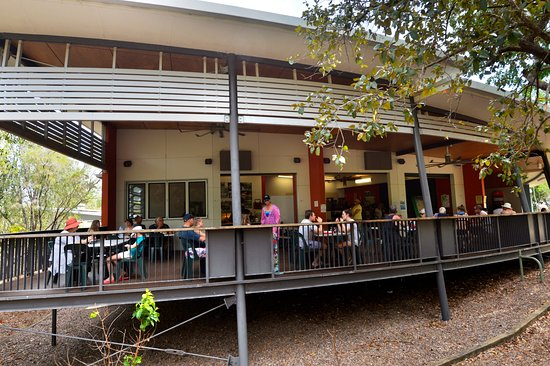 Wangi Falls Cafe - Pubs and Clubs