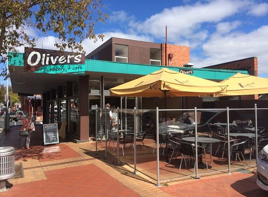 Olivers Bakery  Cafe - Pubs and Clubs