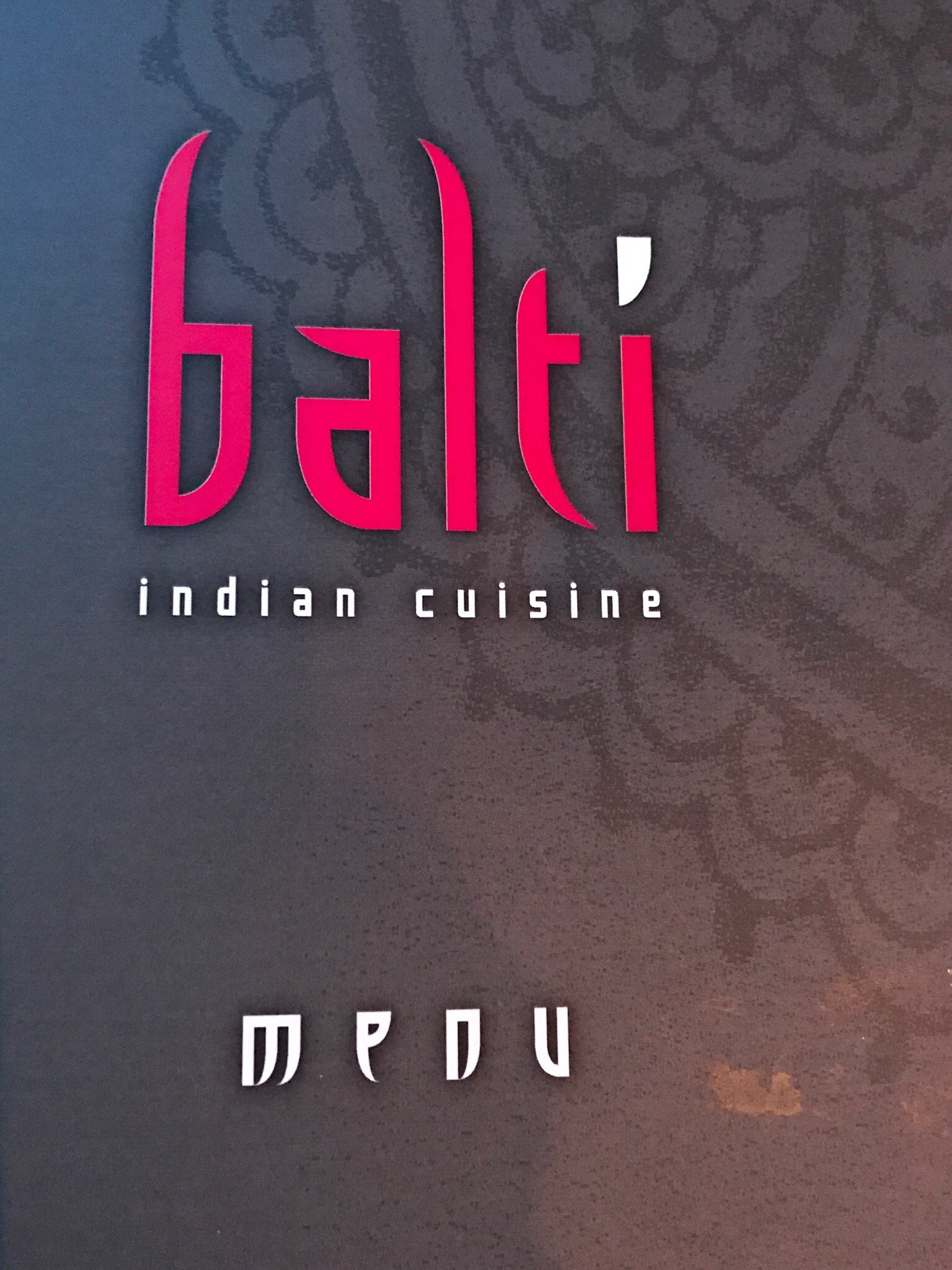 Balti - Pubs and Clubs