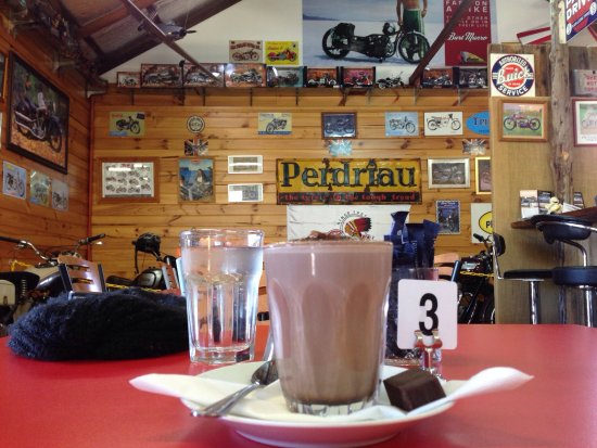 Burt Munro Motorcycle Cafe - Pubs and Clubs