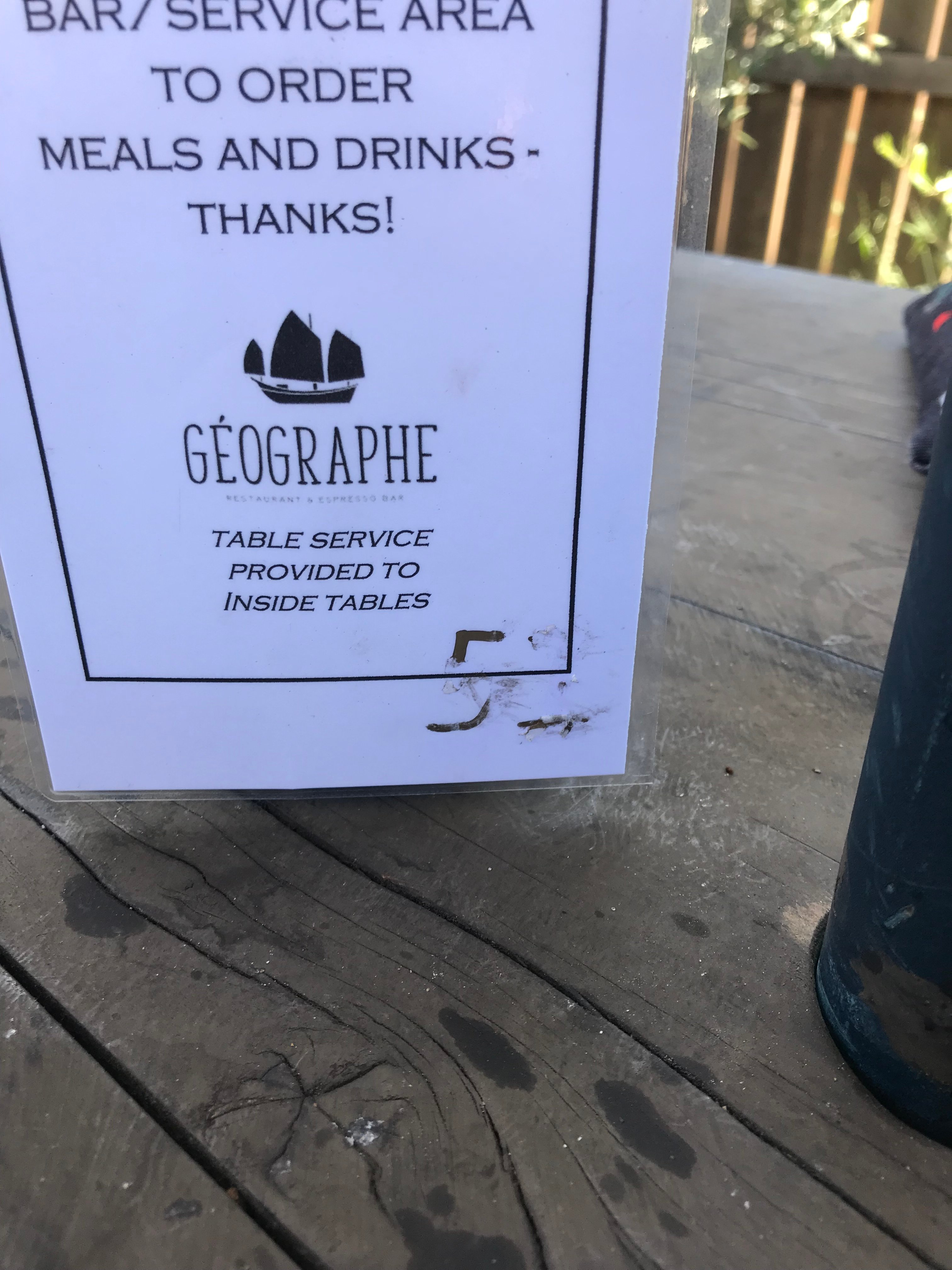 Geographe Restaurant + Espresso Bar - Pubs and Clubs