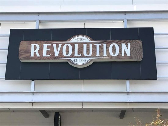 Revolution Cafe  Kitchen - Pubs and Clubs