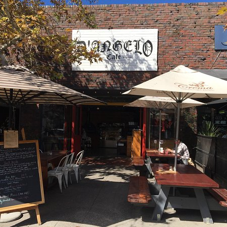 D'Angelo Cafe - Pubs and Clubs