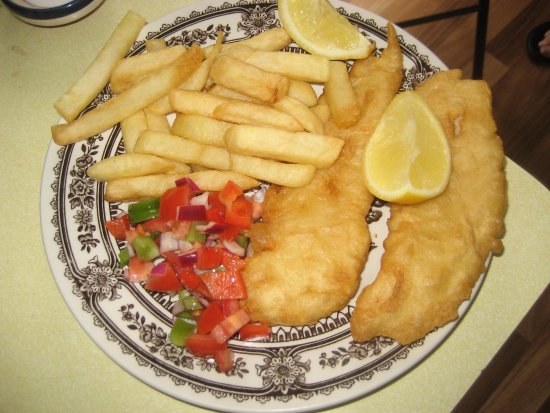 Langford Fish  Chips Shop - Pubs and Clubs