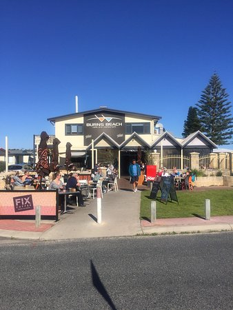 Burns Beach Cafe - Pubs and Clubs