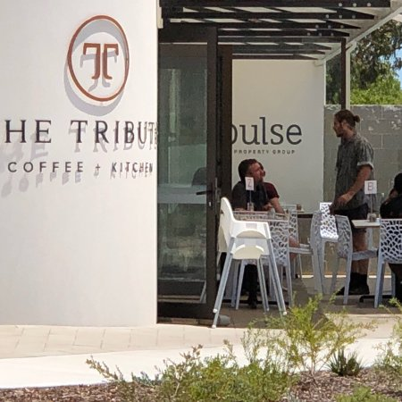 The Tribute Coffee and Kitchen - Pubs and Clubs