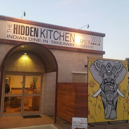Spice Odysee - The Hidden Kitchen - Pubs and Clubs