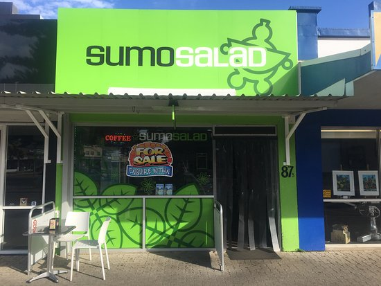 Sumo Salad - Pubs and Clubs