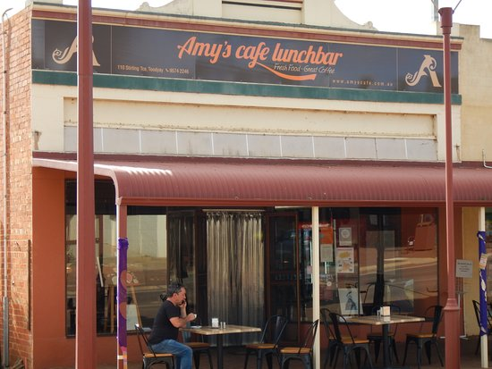 Amy's Cafe Lunchbar - Pubs and Clubs