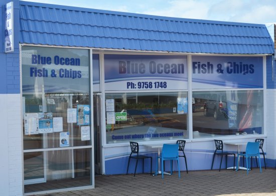 Blue Oceans Fish  Chips Augusta - Pubs and Clubs