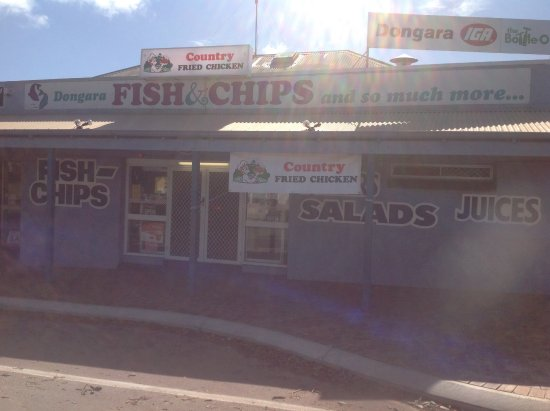 Dongara Fish  Chips - Pubs and Clubs
