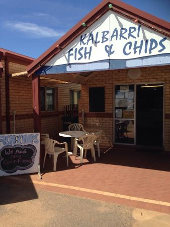Kalbarri Fish  Chips - Pubs and Clubs