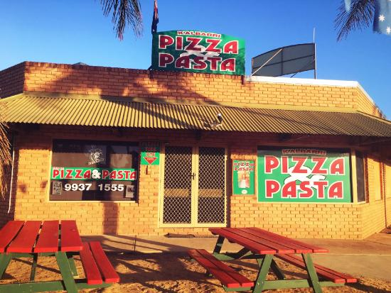 Kalbarri Pizza  Pasta - Pubs and Clubs