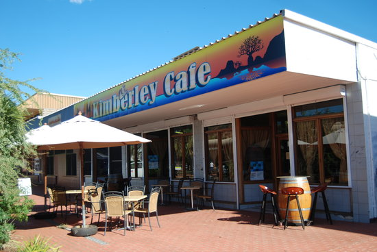 Kimberley Cafe - Pubs and Clubs