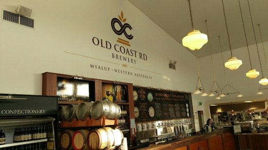 Old Coast Road Brewery - Pubs and Clubs