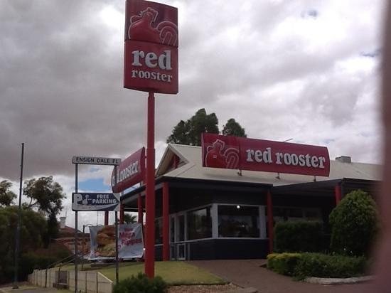 Red Rooster - Pubs and Clubs