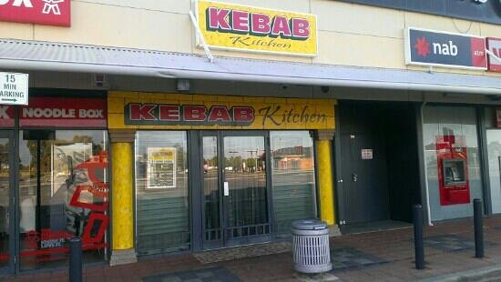 The Kebab Kitchen.