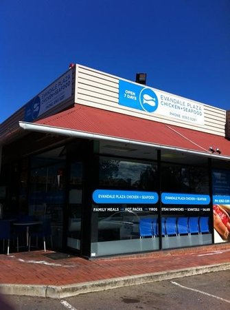 Evandale Chicken And Seafood - Pubs and Clubs